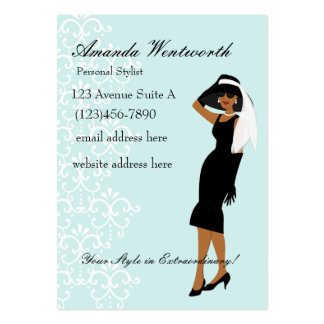 What an Extraordinary Hat! Large Business Cards (Pack Of 100)