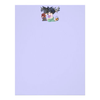 What Are Dragons Letterhead Design