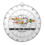 What Are You Coded For? (DNA Replication) Dart Boards