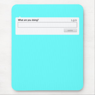 What Are You Doing? Mouse Pad