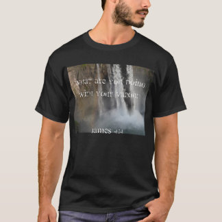 What are you doing with your vapour? T-Shirt