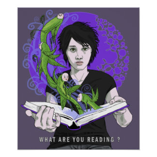 What Are You Reading Print