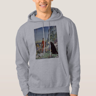 """What are you seeking little one?"" Hoodie"