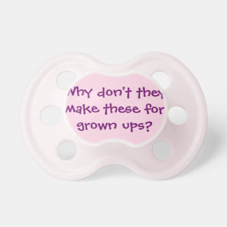 What Baby Is Thinking... Plug Pacifier