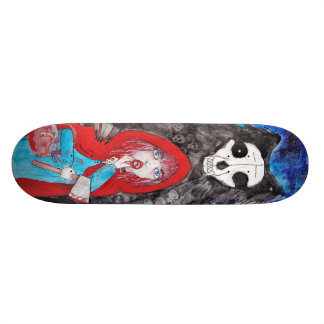 What Big Eyes You Have Skateboard