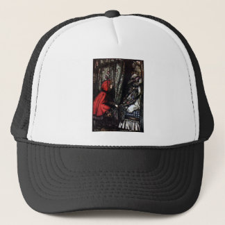 What Big Teeth You Have Trucker Hat