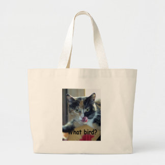 What bird? (A) Tote Bags