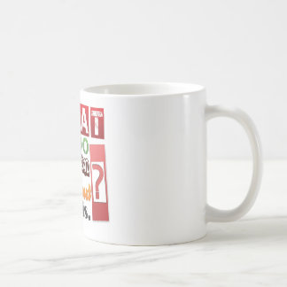 What choo talkin bout Willis? Coffee Mug