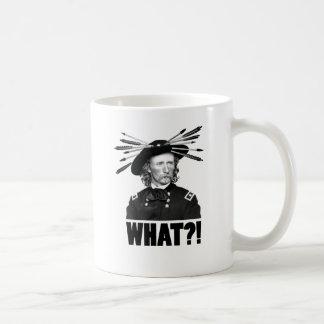 WHAT?! COFFEE MUG