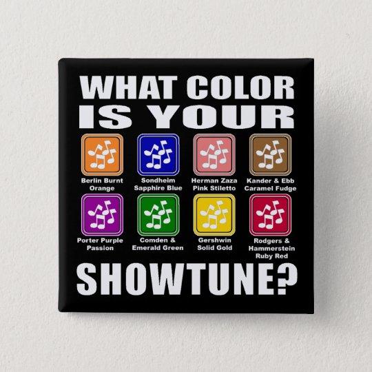 What Color/Showtune Button