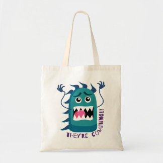 What come! tote bag