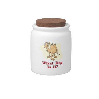 What Day Is It? Candy Dish