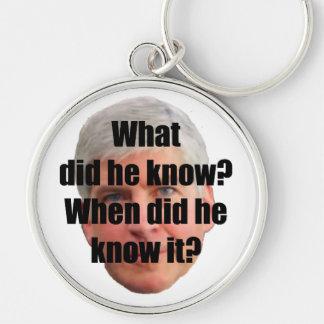 What did Snyder know? Keychain