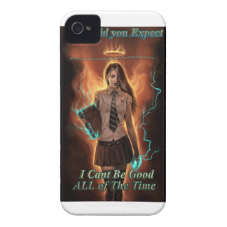 What did you expect?? Case-Mate iPhone 4 case
