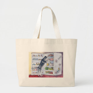 What do I fancy for supper tonight? Tote Bags
