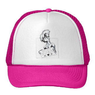 What do I have to do... Trucker Hat