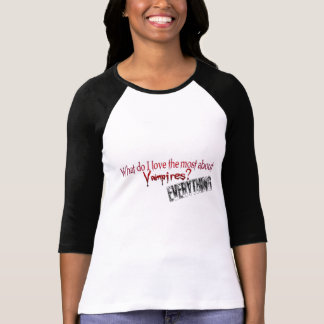What do I like the most about Vampires? T Shirt
