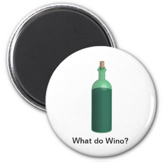 What do Wino? Magnet