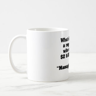 What do you call a Rogue Trader who makes $2B? Coffee Mugs