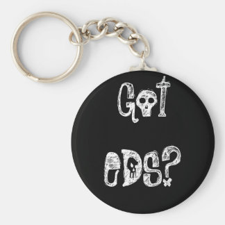What do you have? keychain