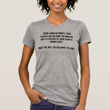 Professional Business What do you have to lose? T-Shirt