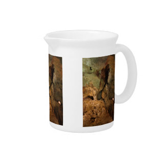 What Do You See? Beverage Pitcher