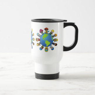 What Do You Want To Be (When You Grow Up) ? Travel Mug
