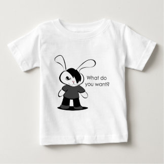 What do you want? t-shirts