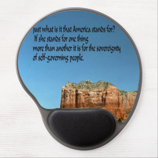 What does America stand for? Gel Mouse Pad