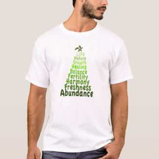 What Does Green Mean Organic T T-Shirt