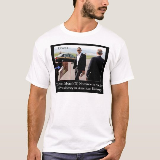 WHAT DOES OBAMA READ T-Shirt
