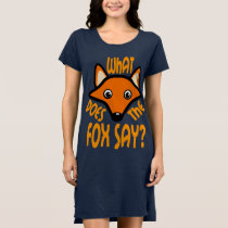 What Does the Fox Say Dress