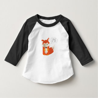 What Does the Fox Say? I Never Say That. T-Shirt
