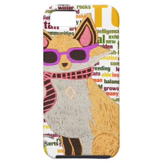 What does the fox say iPhone SE/5/5s case