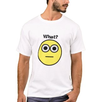 What? Emojii T-Shirt