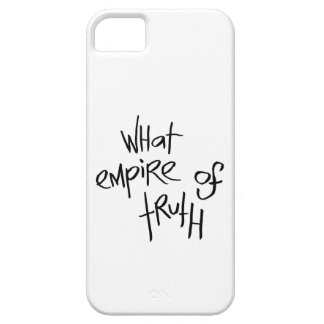 What Empire Of Truth iPhone SE/5/5s Case