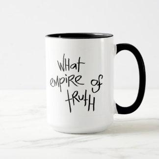 What Empire Of Truth Mug