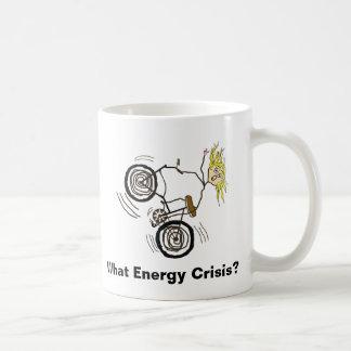 What Energy Crisis? Ride a Bike! Coffee Mug