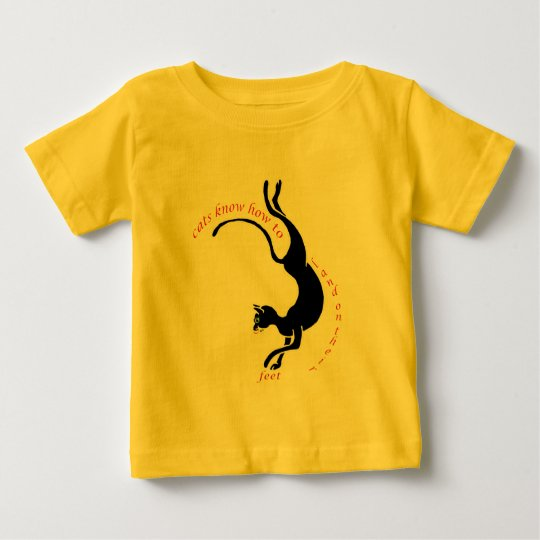 What every cat knows... baby T-Shirt