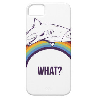 what, fish cool graphic design iPhone SE/5/5s case