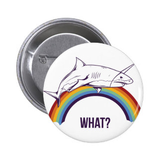 what, fish cool graphic design pinback button