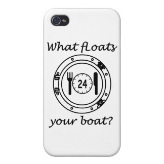 What Floats Your Boat iPhone 4 Case