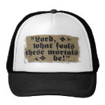 What Fools Hats