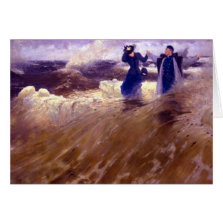 What Freedom! by Ilya Repin Greeting Card