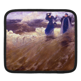 What Freedom! by Ilya Repin Sleeve For iPads