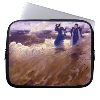 What Freedom! by Ilya Repin Laptop Sleeve