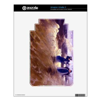 What Freedom! by Ilya Repin Decals For Kindle