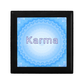 "What Goes Around...Soft Pastel Positive ""Karma"" Gift Box"