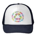 What Goes Around Trucker Hat