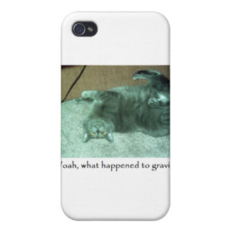 What happened to my gravity? iPhone 4/4S case